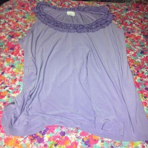 3X Jaclyn Smith blouse top